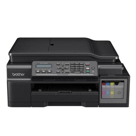Máy in phun màu đa năng Brother MFC-T800w (In/ Copy/ Scan/ Fax + WiFi)
