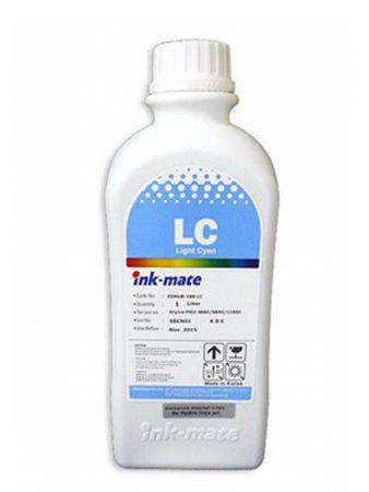 Mực nước Inkmate màu xanh nhạt cho máy in phun màu Epson (1 lít)
