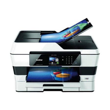 Máy in màu A3 đa năng Brother MFC-J3720 (In đảo mặt/ Copy/ Scan/ Fax/ WiFi)