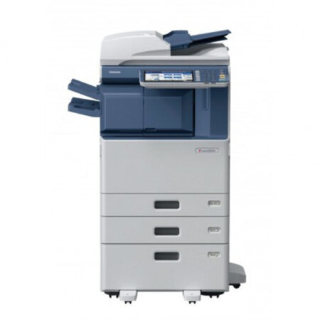 Máy photocopy Toshiba e-Studio 456 (In đảo mặt/ Copy/ Scan/ ARDF + Network)