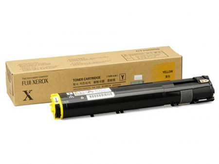 Hộp mực màu Xerox CT200808 (vàng) – Dùng cho máy DocuPrint C3055DX