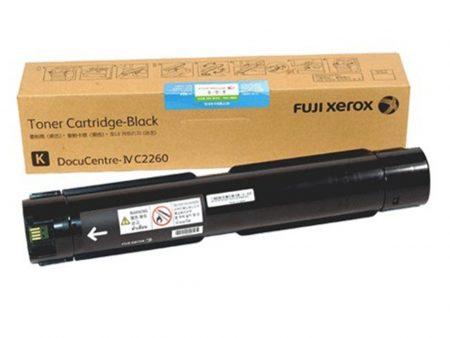 Hộp mực màu Fuji-Xerox CT201434 (đen) – Cho máy DC-IV C2260/ C2263/ C2265