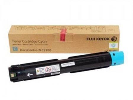 Hộp mực màu Fuji-Xerox CT201435 (xanh) – Cho máy DC-IV C2260/ C2263/ C2265