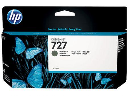 Mực in phun HP 727 đen (C1Q12A) – Dùng cho máy HP DesignJet T920/ T1500/ T2500