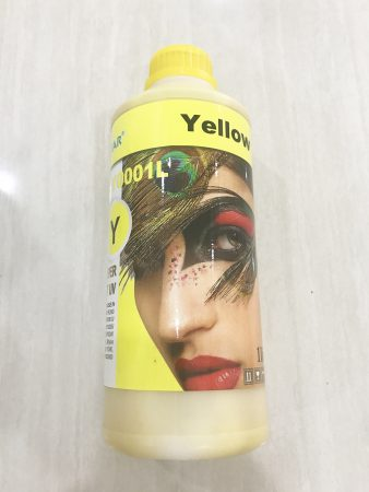 Mực Pigment UV màu vàng cho máy in phun màu Epson (1 lít)