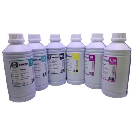 Bộ mực nước 6 màu InkBank cho máy in phun Epson (1 lít)