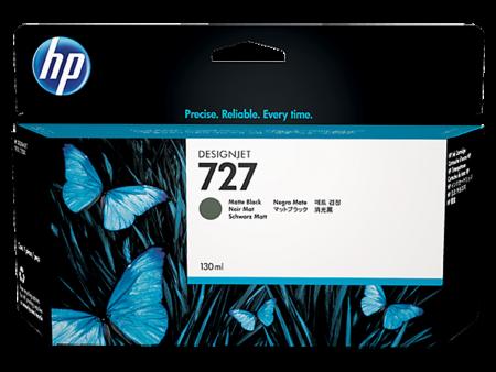Mực in phun HP 727 đen nhạt (B3P22A) – Dùng cho máy HP DesignJet T920/ T1500/ T2500