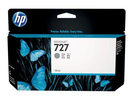 Mực in phun HP 727 xám (B3P24A) – Dùng cho máy HP DesignJet T920/ T1500/ T2500