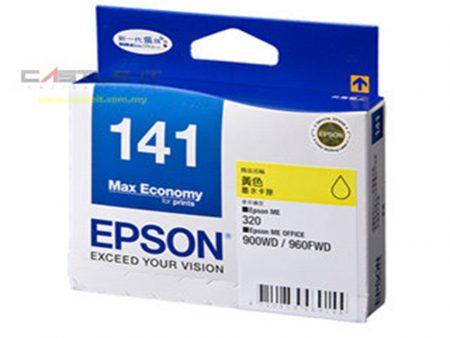 Mực in phun Epson T1414 (vàng) – Dùng cho máy ME32/ ME320/ 620F/ 900WD/ 960WD/ 535