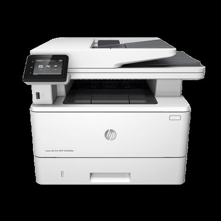 Máy in đa năng HP LaserJet Pro M426fdn (In đảo mặt/ Copy/ Scan/ Fax + Network)