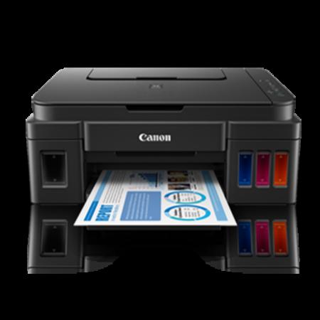 Máy in phun màu đa năng Canon Pixma G2000 (In/ Scan/ Copy)