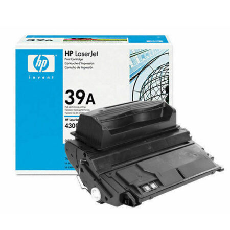 Hộp mực in HP 39A (Q1339A) – Dùng cho máy HP LaserJet 4300