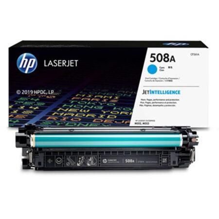 Hộp mực màu HP 508A (xanh) – Cho máy HP Color M552dn/ M553n/ M553dn