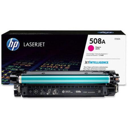 Hộp mực màu HP 508A (đỏ) – Cho máy HP Color M552dn/ M553n/ M553dn