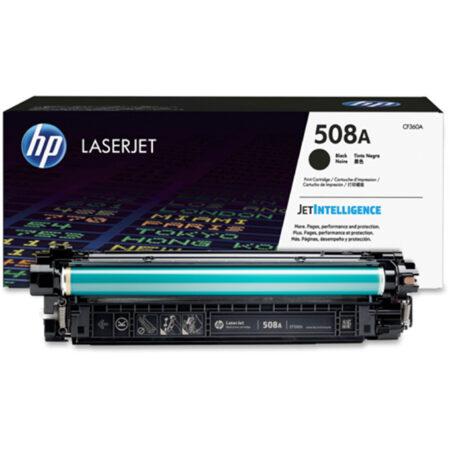 Hộp mực màu HP 508A (đen) – Cho máy HP Color M552dn/ M553n/ M553dn