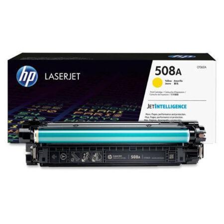 Hộp mực màu HP 508A (vàng) – Cho máy HP Color M552dn/ M553n/ M553dn