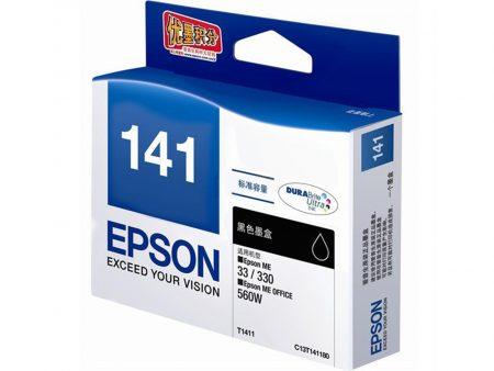 Mực in phun Epson T1411 (đen) – Dùng cho máy ME32/ ME320/ 620F/ 900WD/ 960WD/ 535