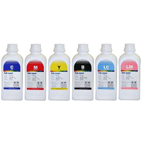 Bộ mực Dye Inkmate cho máy in phun màu Epson (1L x 6)