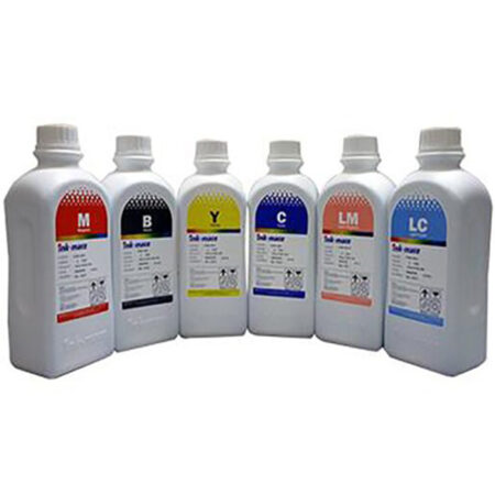 Bộ mực nước 6 màu cho máy in phun Epson (500ml)