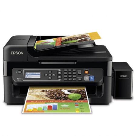 Máy in màu đa năng Epson L565 (In/ Copy/ Scan/ Fax/ WiFi)