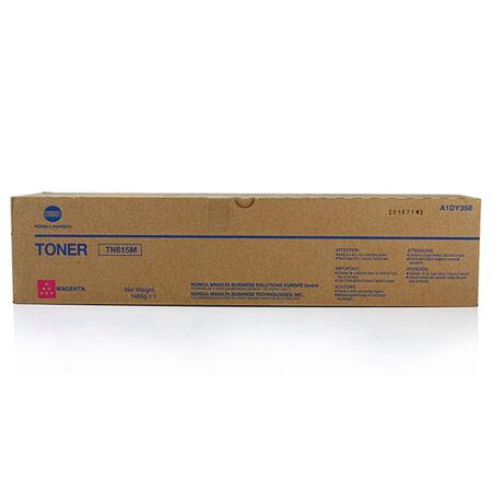 Mực photo Minolta TN615M (đỏ) – Cho máy Bizhub Press C8000