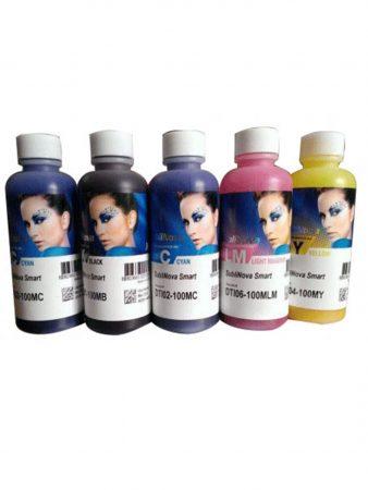 Mực Pigment UV/ mực dầu màu đen cho máy in phun màu Epson (100ml)