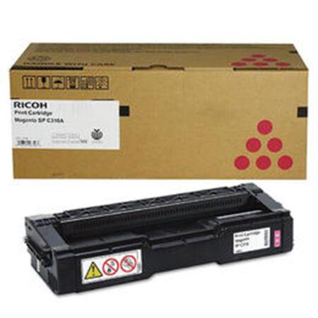 Hộp mực màu Ricoh 310S (đỏ) – Cho máy SP C232dn/ C232sf/ C242dn/ C242sf