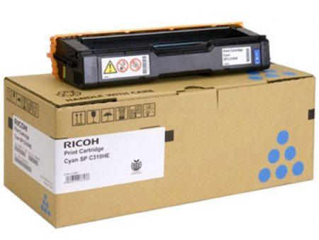 Hộp mực màu Ricoh 310S (xanh) – Cho máy SP C231n/ C232dn/ C231sf/ C232sf/ C242dn/ C242sf