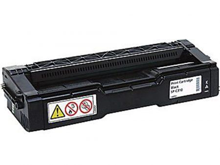 Hộp mực màu Ricoh 310S (đen) – Cho máy SP C231n/ C232dn/ C231sf/ C232sf/ C242dn/ C242sf
