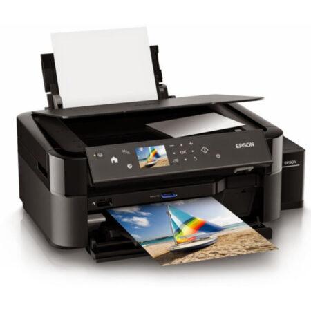 Máy in màu đa năng Epson L850 (In/ Scan/ Copy + 6 màu mực)