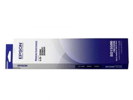 Ruy băng mực Epson S015586 – Dùng cho máy in kim LQ-2090/ 2090H/ 2090C