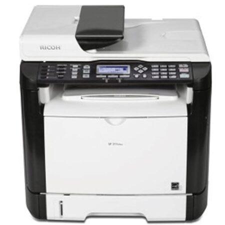 Máy in laser đa chức năng Ricoh SP 310sfn (In đảo mặt/ Copy/ Scan/ Fax + Network)