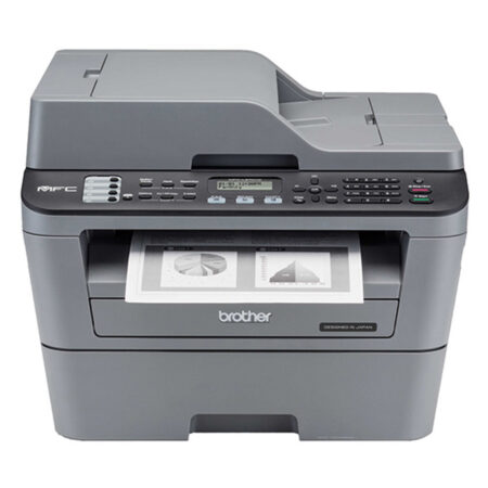 Máy in laser đa năng Brother MFC-L2701dw (In đảo mặt/ Scan/ Copy/ Fax + WiFi)