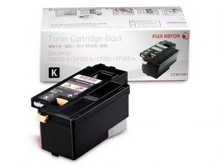 Hộp mực màu Xerox CT201591 (đen) – Cho máy DocuPrint CP105/ CP205/ CP215W/ CM205B