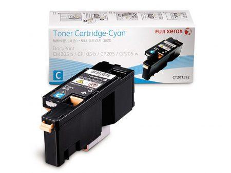 Hộp mực màu Xerox CT201592 (xanh) – Cho máy DocuPrint CP105/ CP205/ CP215W/ CM205B