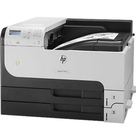 Máy in HP LaserJet Enterprise M712dn (khổ A3 + In đảo mặt/ Network)