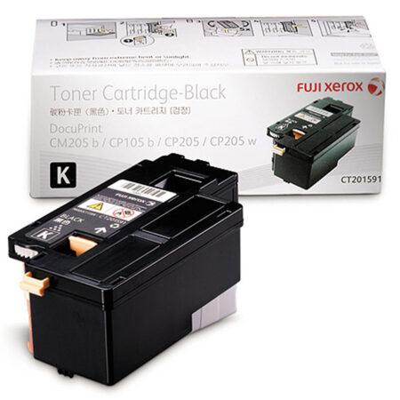 Hộp mực màu Xerox CT201591 (đen) – Cho máy CP105/ CP205/ CP215w/ CM205b