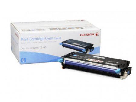 Hộp mực màu Xerox CT350671 (xanh) – Cho máy DocuPrint C2200/ C3300