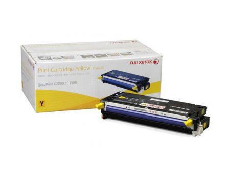 Hộp mực màu Xerox CT350673 (vàng) – Cho máy DocuPrint C2200/ C3300