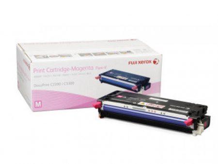 Hộp mực màu Xerox CT350672 (đỏ) – Cho máy DocuPrint C2200/ C3300