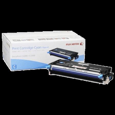 Hộp mực màu Xerox CT350671 (xanh) – Cho máy Xerox C2200/ C3300