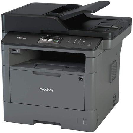 Máy in laser đa chức năng Brother MFC-L5700dn (In đảo mặt/ Copy/ Scan/ Fax + Network)