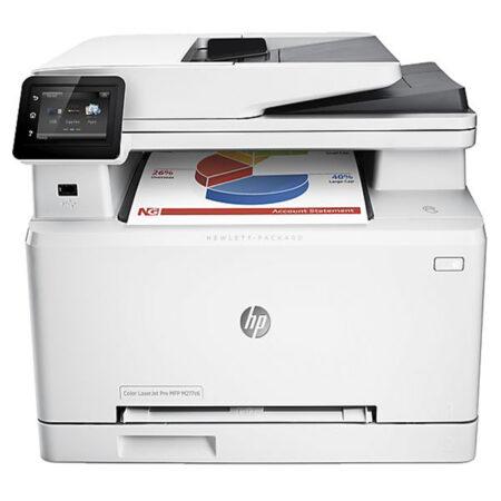 Máy in laser màu đa năng HP M277dn (In đảo mặt/ Scan/ Copy/ Fax + Network)