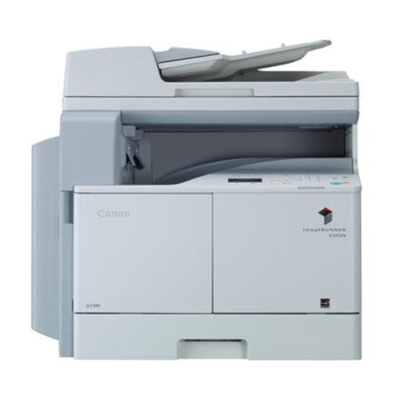 Máy photocopy Canon iR2004n (In đảo mặt/ Copy/ Scan/ DADF + WiFi)