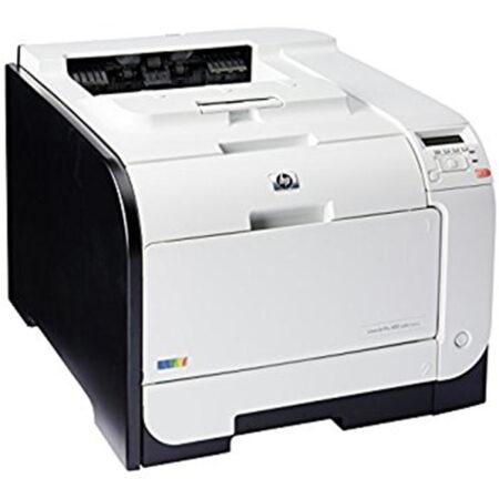 Máy in laser màu HP Pro M451dn (khổ A4 + In đảo mặt/ Network)