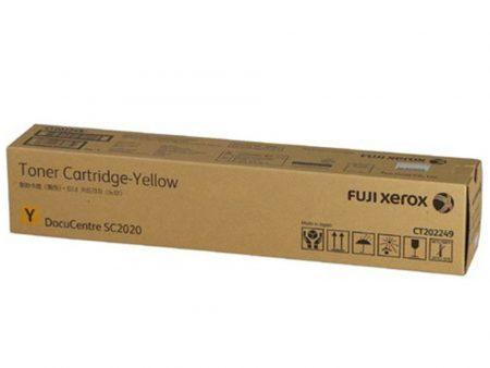 Mực photo Xerox màu CT202249 (vàng) – Cho máy Xerox DocuCentre SC2020
