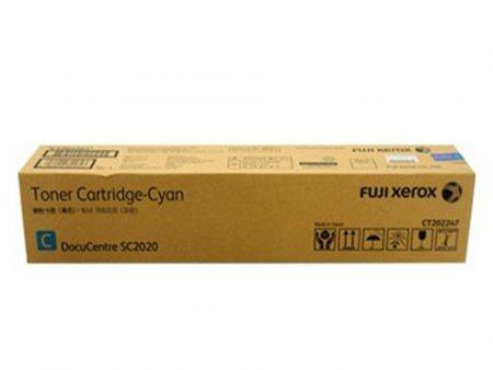 Mực photo Xerox màu CT202247 (xanh) – Cho máy Xerox DocuCentre SC2020