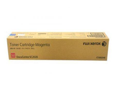 Hộp mực màu Fuji-Xerox CT202248 (đỏ) – Cho máy DocuCentre SC2020