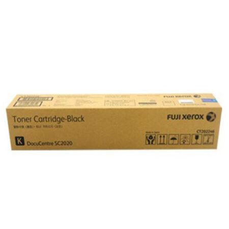 Hộp mực màu Fuji-Xerox CT202246 (đen) – Cho máy DocuCentre SC2020