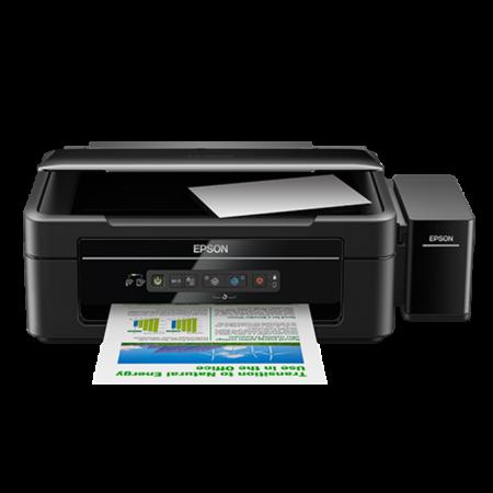 Máy in màu đa năng Epson L405 (In/ Copy/ Scan + WiFi)